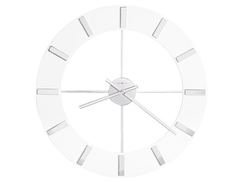 Howard Miller Clock Co. - Pearl Wall Clock - 625-596