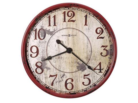 Howard Miller Clock Co. - Back 40 Wall Clock - 625-598
