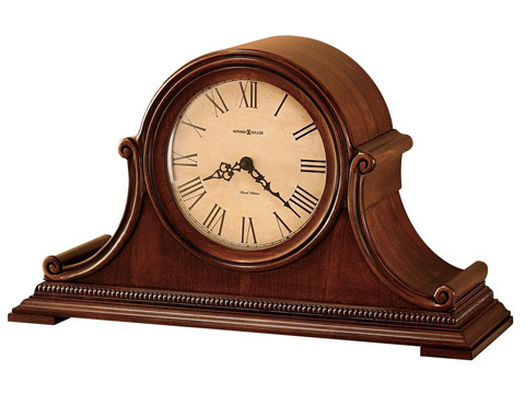 Howard Miller Clock Co. - Hampton Table Clock - 630-150
