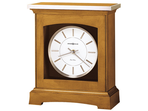 Howard Miller Clock Co. - Urban Mantel Table Clock - 630-159