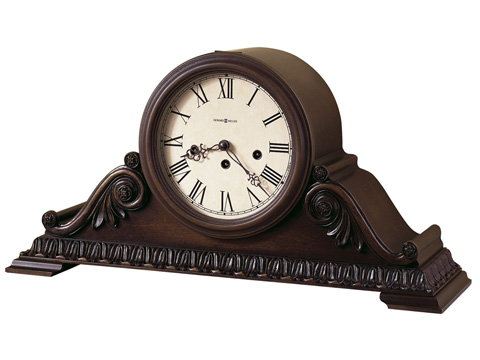 Howard Miller Clock Co. - Newley Table Clock - 630-198