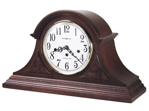 Howard Miller Clock Co. - Carson Table Clock - 630-216