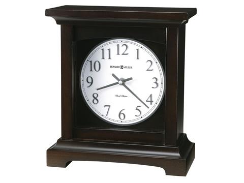 Howard Miller Clock Co. - Urban Mantel II Table Clock - 630-246