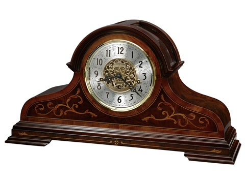 Howard Miller Clock Co. - Bradley Table Clock - 630-260