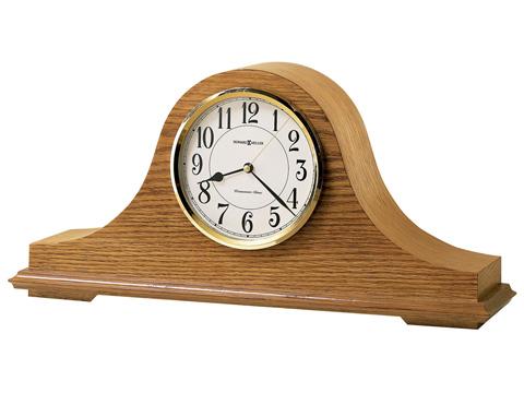 Howard Miller Clock Co. - Nicholas Table Clock - 635-100