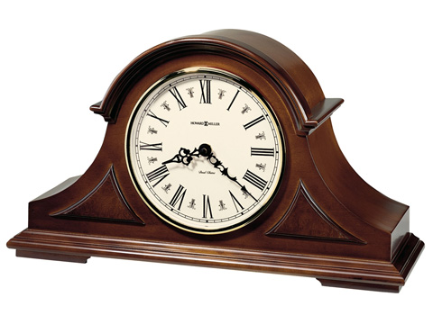 Howard Miller Clock Co. - Burton II Table Clock - 635-107