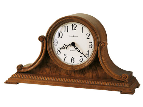 Howard Miller Clock Co. - Anthony Table Clock - 635-113