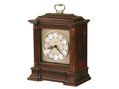 Howard Miller Clock Co. - Akron Table Clock - 635-125