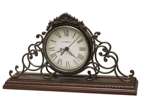 Howard Miller Clock Co. - Adelaide Table Clock - 635-130