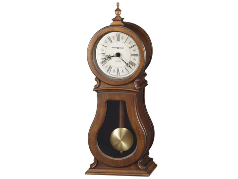 Howard Miller Clock Co. - Arendal Mantel Table Clock - 635-146