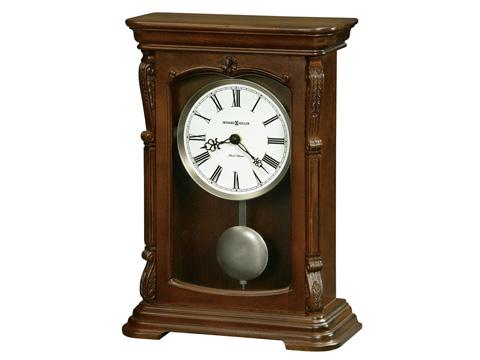 Howard Miller Clock Co. - Lanning Table Clock - 635-149