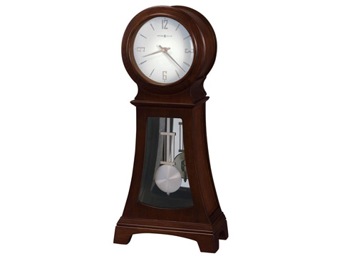 Howard Miller Clock Co. - Gerhard Mantel Table Clock - 635-164