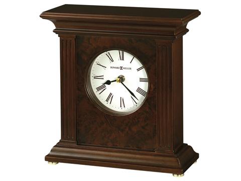 Howard Miller Clock Co. - Andover Table Clock - 635-171