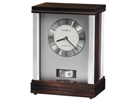 Howard Miller Clock Co. - Gardner Table Clock - 635-172