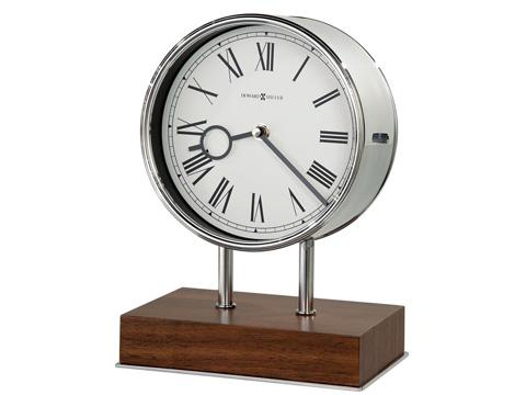Howard Miller Clock Co. - Zoltan Table Clock - 635-178