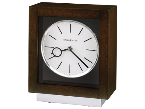 Howard Miller Clock Co. - Cameron II Mantel Table Clock - 635-182