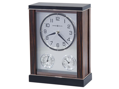 Howard Miller Clock Co. - Aston Table Clock - 635-184