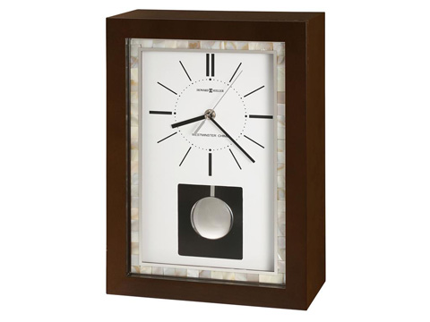Howard Miller Clock Co. - Holden Mantel Table Clock - 635-186