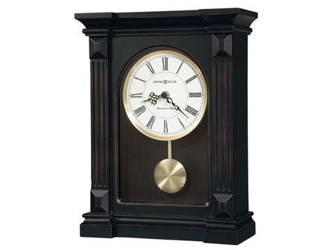 Howard Miller Clock Co. - Mia Mantel Table Clock - 635-187