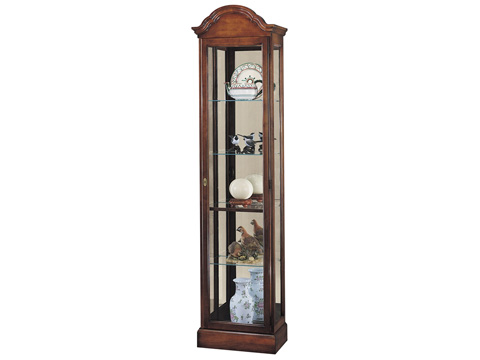 Howard Miller Clock Co. - Gilmore Display Cabinet - 680-145