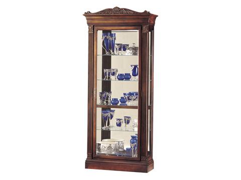 Howard Miller Clock Co. - Embassy Display Cabinet - 680-243