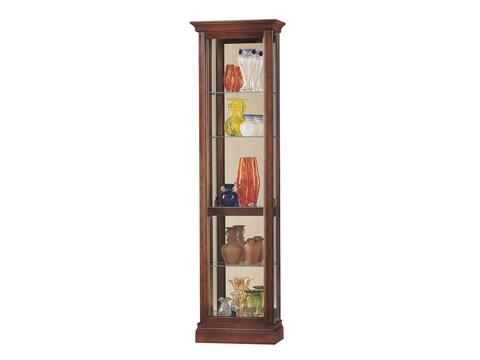 Howard Miller Clock Co. - Gregory Display Cabinet - 680-245