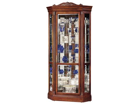 Howard Miller Clock Co. - Embassy II Display Cabinet - 680-290