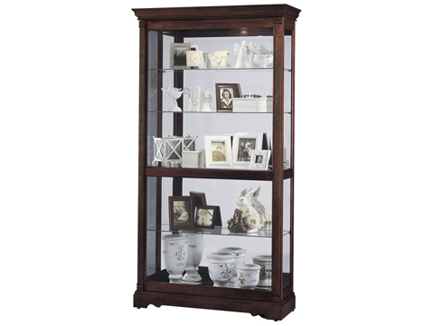 Howard Miller Clock Co. - Dublin Display Cabinet - 680-337