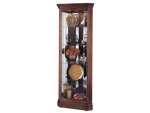 Howard Miller Clock Co. - Lynwood Display Cabinet - 680-345