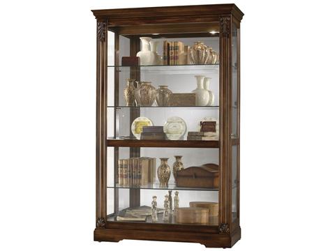 Howard Miller Clock Co. - Ramsdell Display Cabinet - 680-473