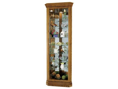 Howard Miller Clock Co. - Dominic Display Cabinet - 680-485