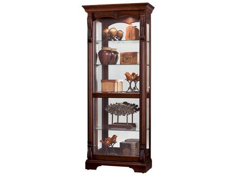 Howard Miller Clock Co. - Bernadette Display Cabinet - 680-501