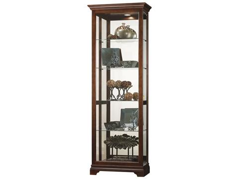 Howard Miller Clock Co. - Elise Display Cabinet - 680-521