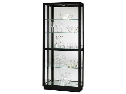 Howard Miller Clock Co. - Jayden III Display Cabinet - 680-572