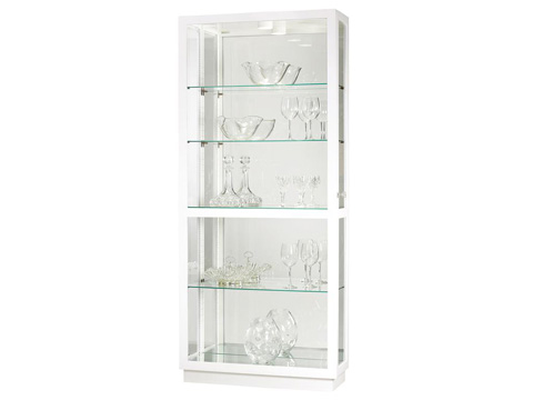 Howard Miller Clock Co. - Jayden IV Display Cabinet - 680-574