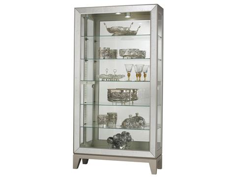 Howard Miller Clock Co. - Julia Display Cabinet - 680-592