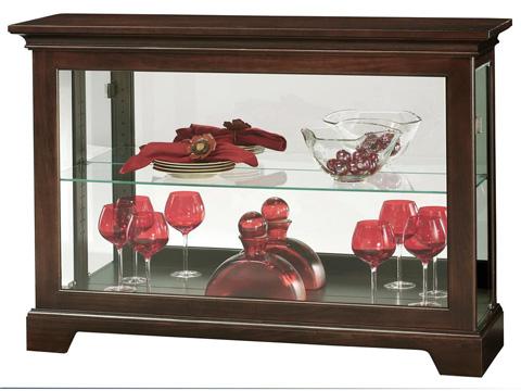 Howard Miller Clock Co. - Underhill III Display Cabinet - 680-596
