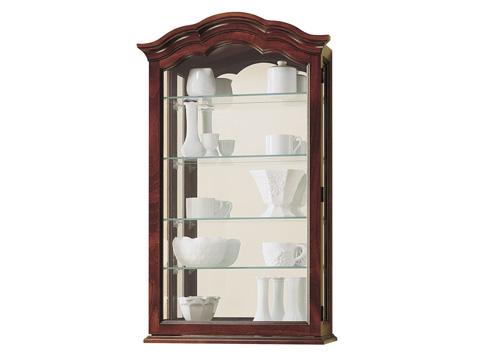 Howard Miller Clock Co. - Vancouver Display Cabinet - 685-100