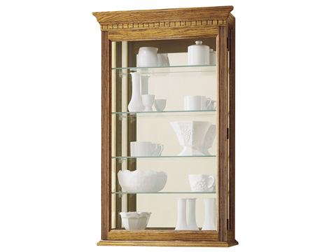 Howard Miller Clock Co. - Montreal Display Cabinet - 685-106