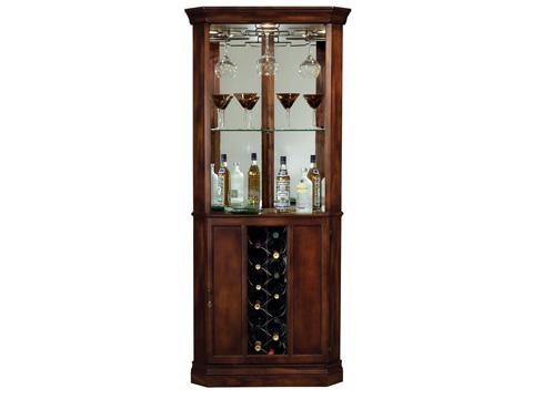 Howard Miller Clock Co. - Piedmont Wine and Bar Cabinet - 690-000