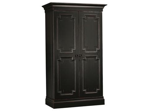 Howard Miller Clock Co. - Sambuca Wine and Bar Cabinet - 695-142