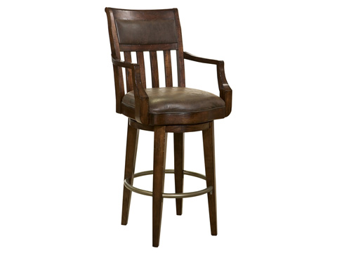 Howard Miller Clock Co. - Harbor Springs Barstool - 697-030