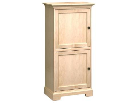 Howard Miller Clock Co. - Custom Home Storage Cabinet - HS27G
