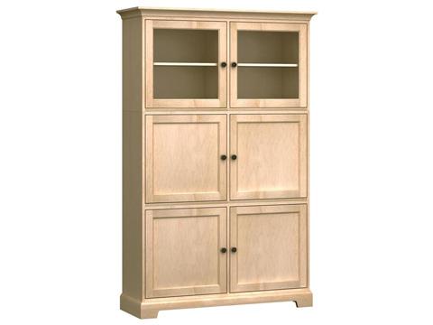 Howard Miller Clock Co. - Custom Home Storage Cabinet - HS50H