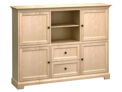 Howard Miller Clock Co. - Custom Home Storage Cabinet - HS73C