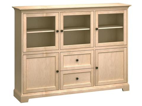 Howard Miller Clock Co. - Custom Home Storage Cabinet - HS73F