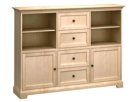 Howard Miller Clock Co. - Custom Home Storage Cabinet - HS73G