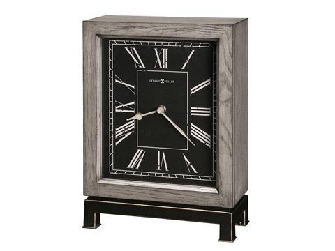 Howard Miller Clock Co. - Merrick Table Clock - 635-189