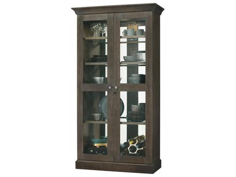Howard Miller Clock Co. - Densmoore Display Cabinet - 670-000