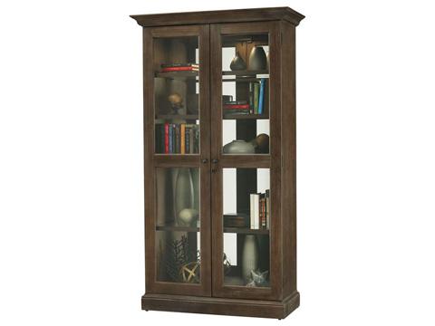 Howard Miller Clock Co. - Lennon Display Cabinet - 670-005